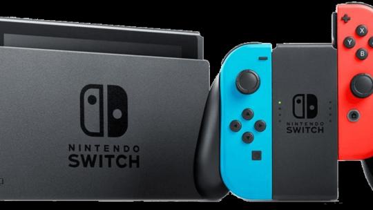 Switch : nouvelle console Nintendo