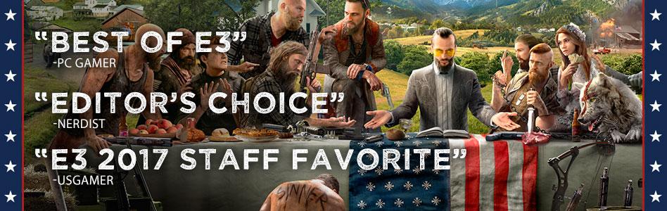Far Cry 5 : les critiques unanimes