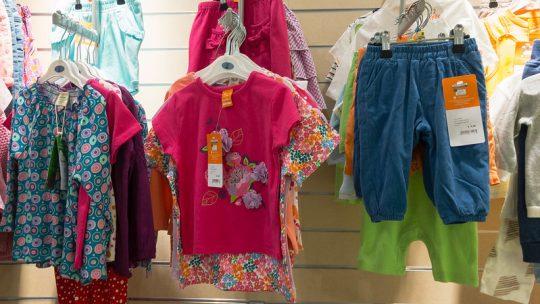 T shirt enfant et habillement bébé